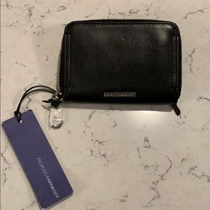 Rebecca Minkoff Regan Mini Zip Wallet